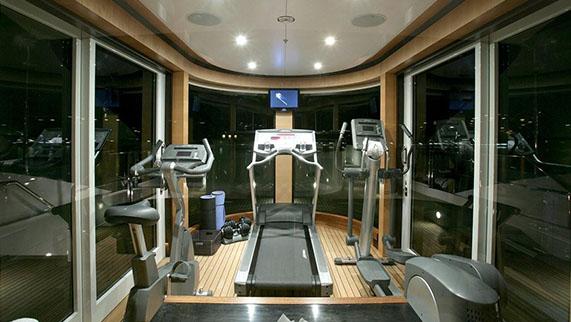 Panoramic View Gym