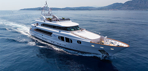 Bina Yacht for Charter - Preview