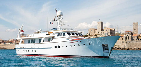 Evnike Yacht for sale - Preview