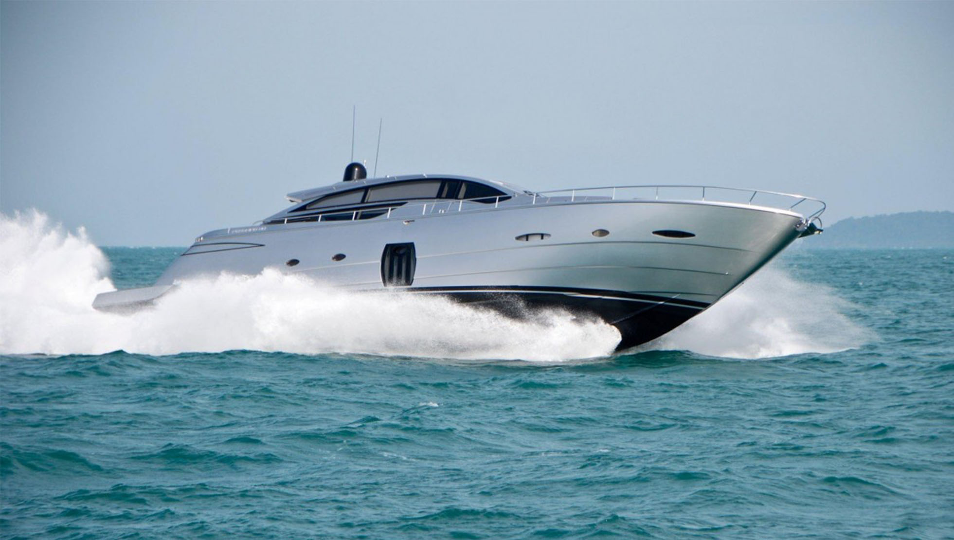 Pershing 80 Yacht for Sale 1