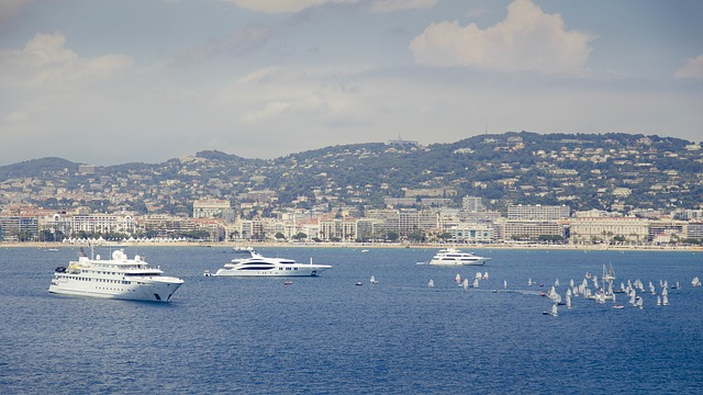 The 2018 Cannes Yachting Festival