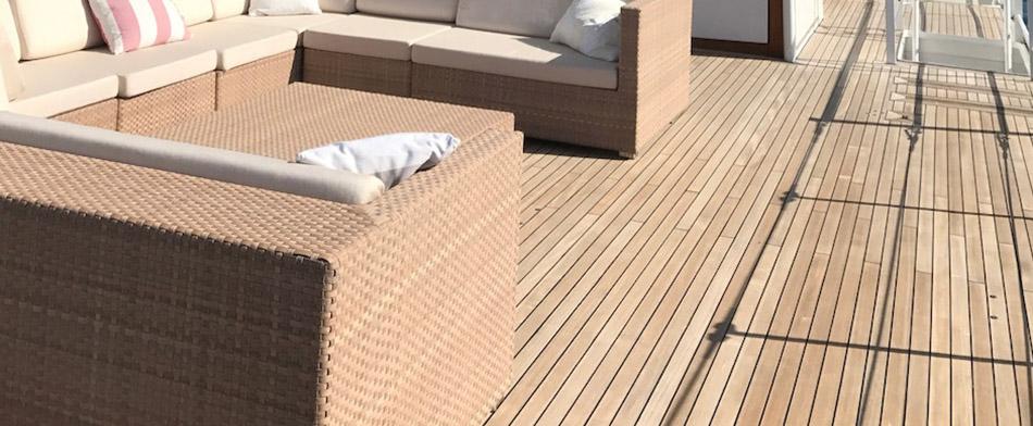 SOLEA Yacht for sale - Main deck 2