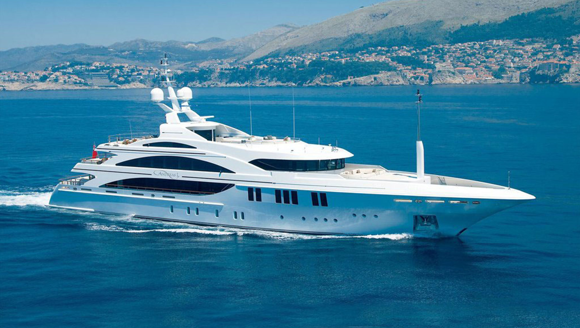 Andreas L Yacht for Charter 1