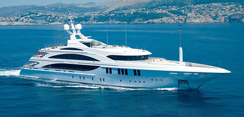 Andreas L Yacht for Charter - Preview