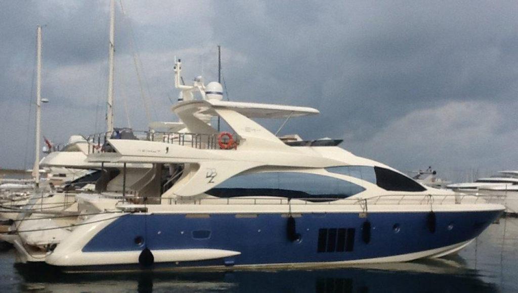 Azimut 84 Yacht for Sale 1