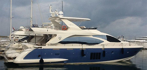 Azimut 84 Yacht for Sale - Preview