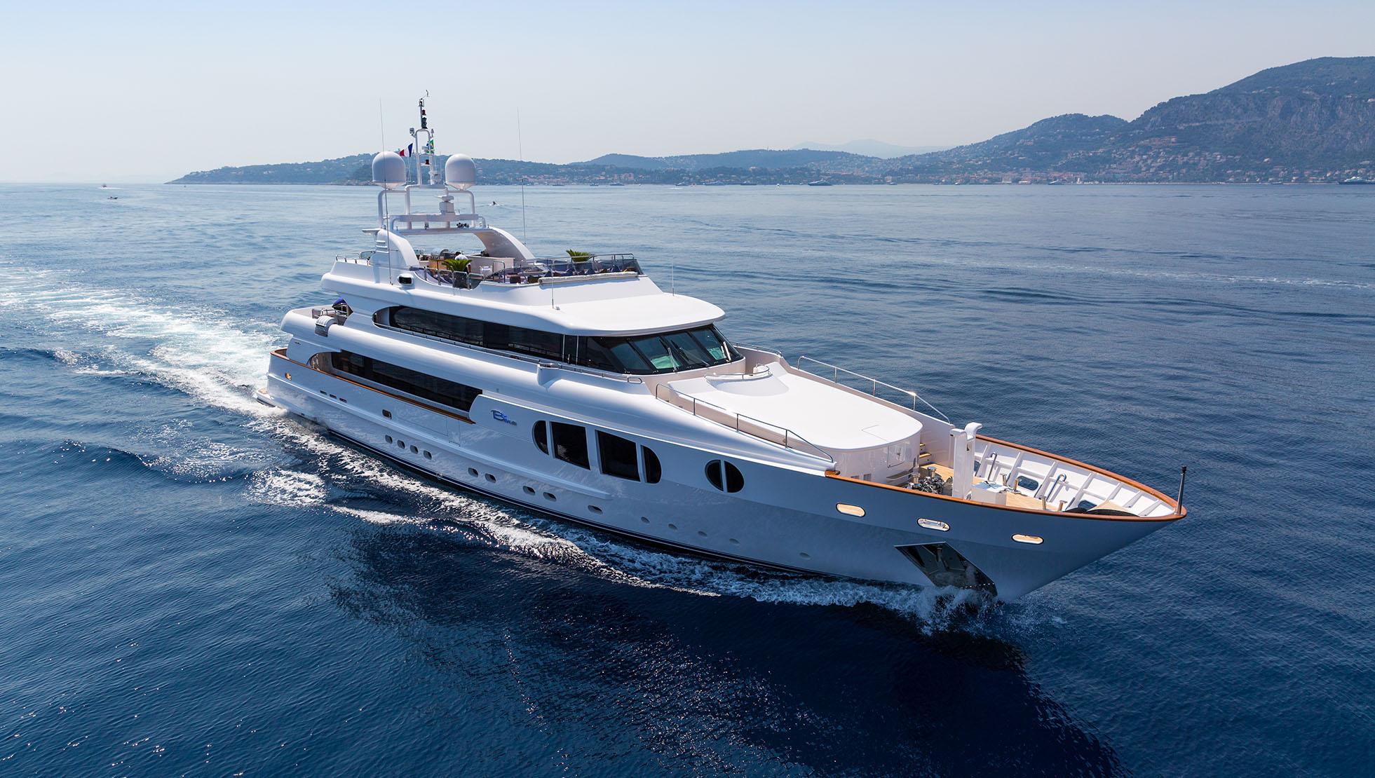 Bina Yacht for Charter 1