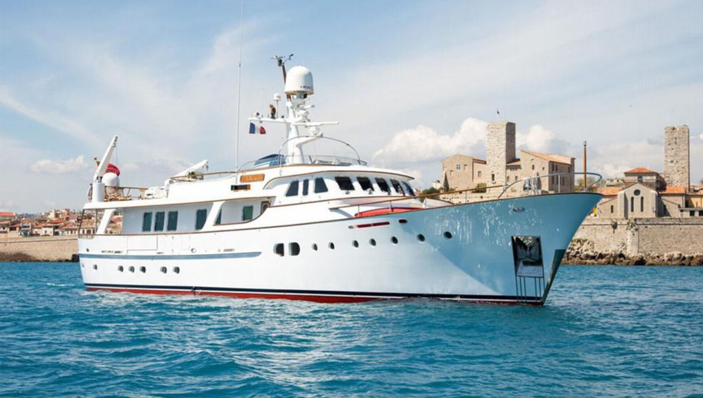 Evnike Yacht for sale 1