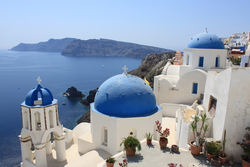 Greece is Now Open for Yacht Charters!