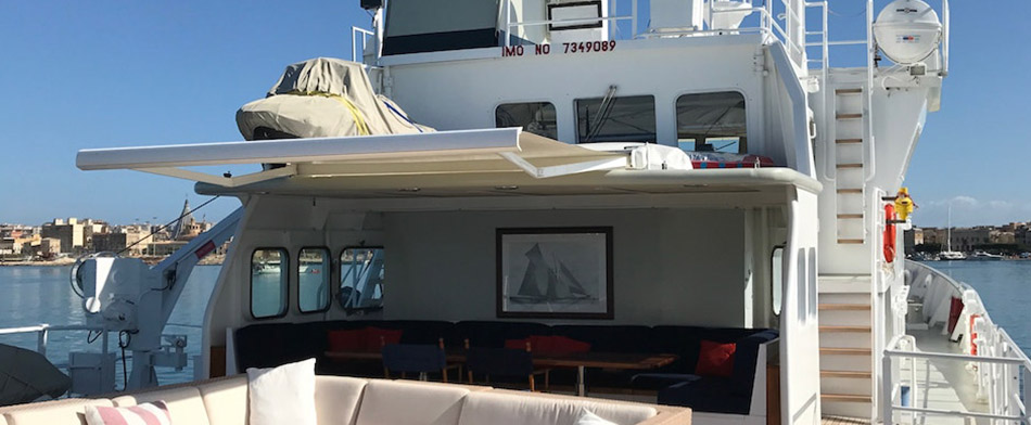SOLEA Yacht for sale - Main deck 1