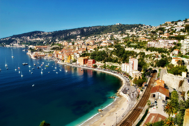 New year, new sailing route: The French Riviera on my yacht