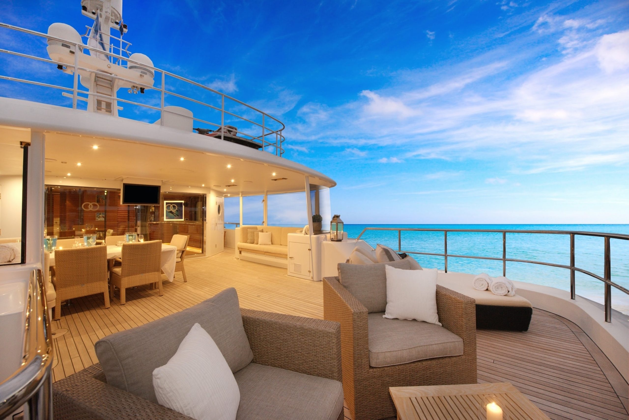 Expedition-style superyacht perfectly suited to her cruising area