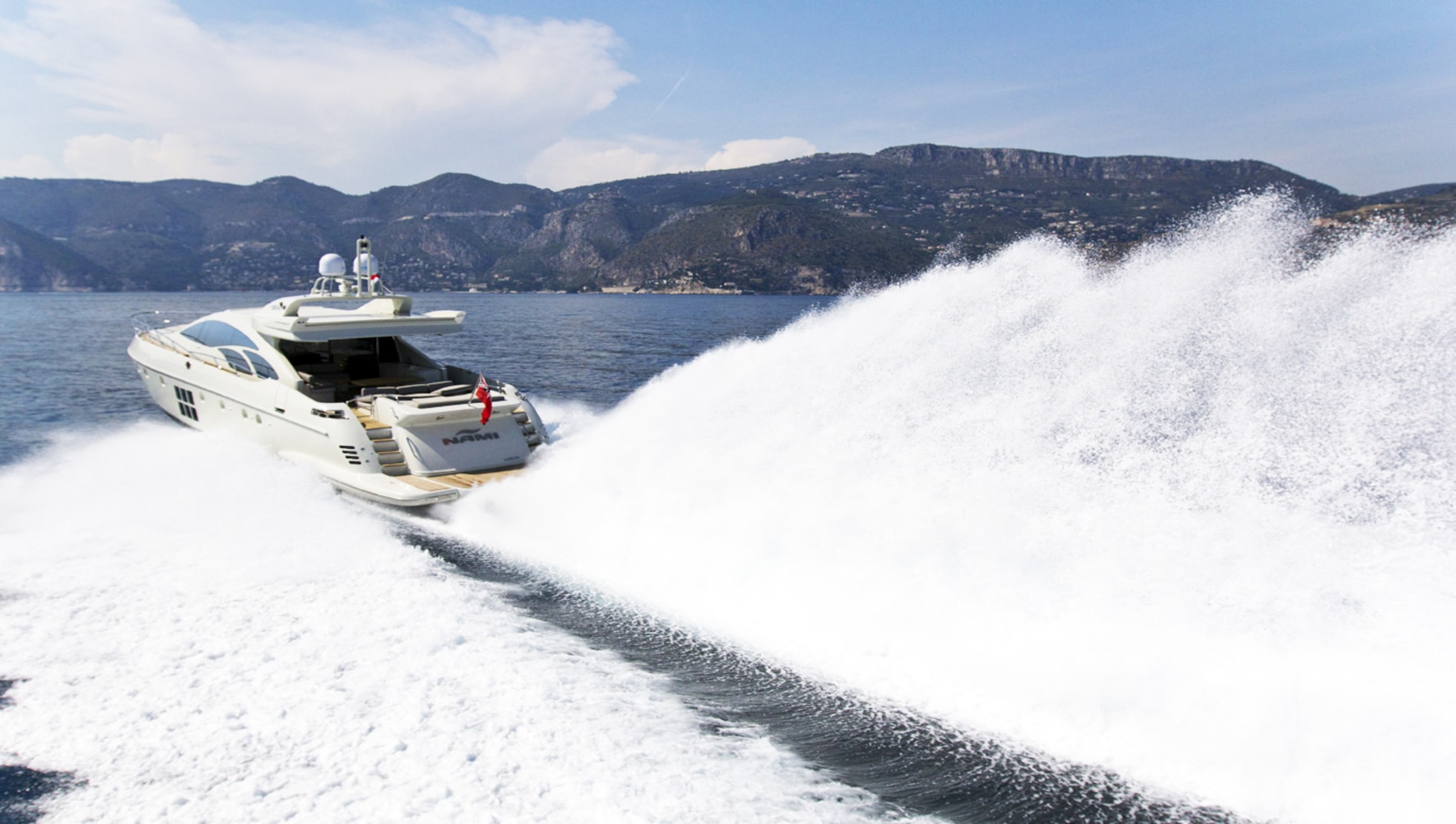 Yacht Nami, charterable with Neo Yachting.