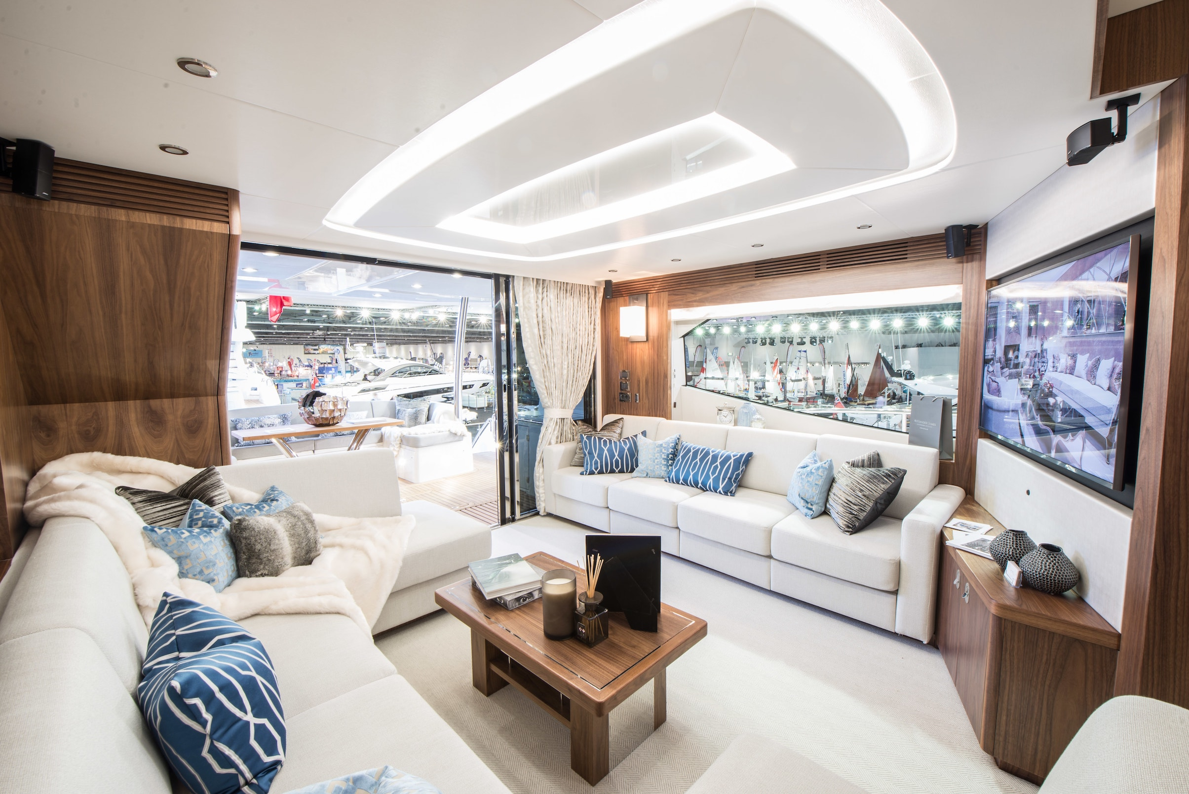 Light and modern interior