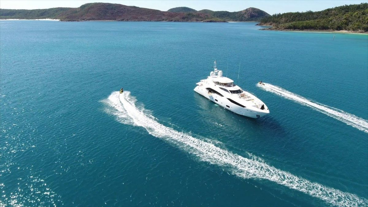 Destination: Whitsunday Islands