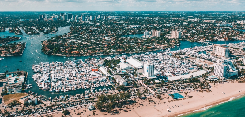 Meet us at Fort Lauderdale International Boat Show in October 2020 !