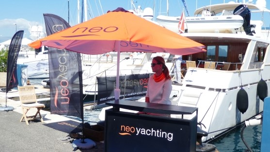Neo Yachting will attend the Riviera Yachting rendez-vous on September 15-16 & 17th 2020