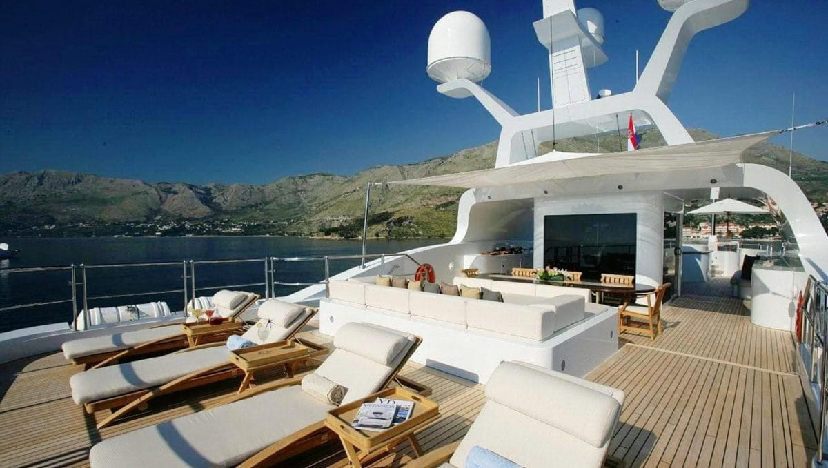 Visit the world on board Mimi from Neoyachting