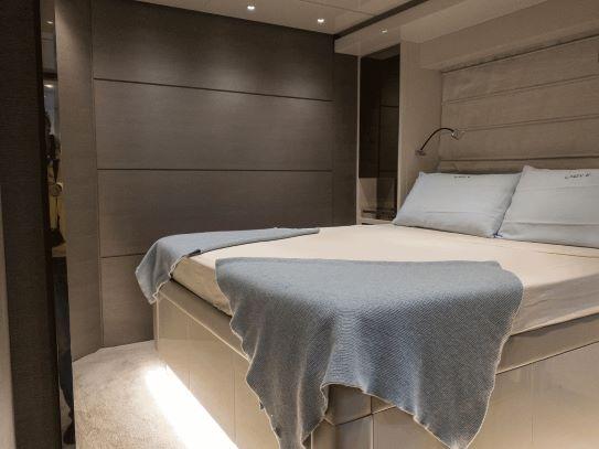 Elegant and modern cabins