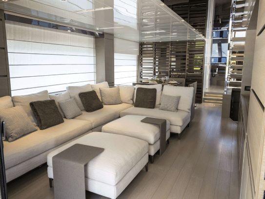 Comfortable and cozy interior