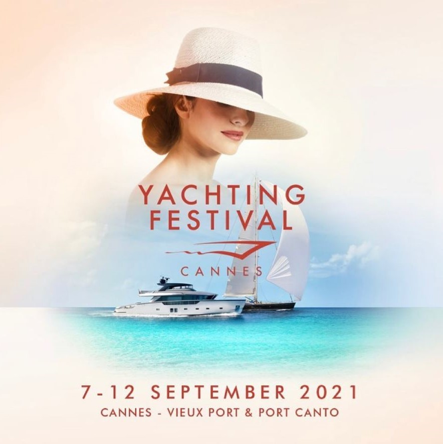 Meet us at the Cannes Yachting Festival!